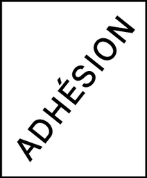 Adh. INSTITUTION (CA<1M)